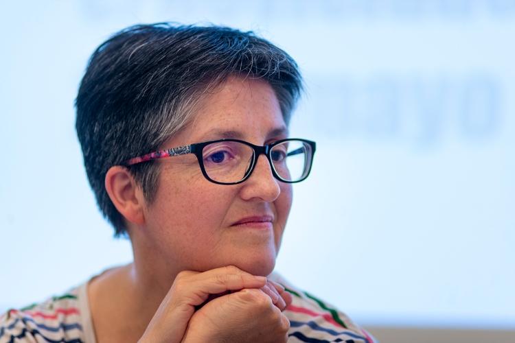 """Susana Sanches Arins, autora de """"SuperUlex"""""""