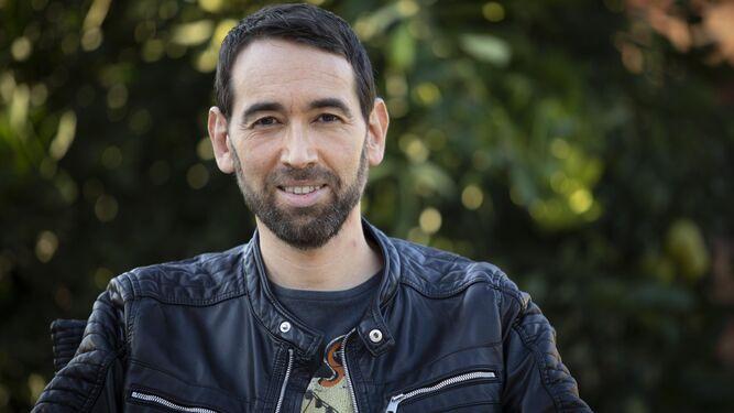 """Gerardo Rodríguez Salas, autor del poemario """"Anacronía"""""""