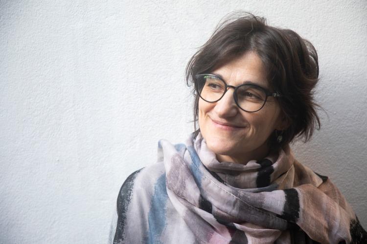 """Raquel Miragaia, autora de """"Tempo Tardade"""""""