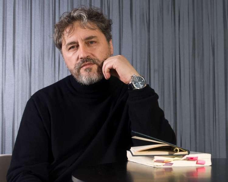 "Manuel Rivas, autor de ""Zona a Defender"""