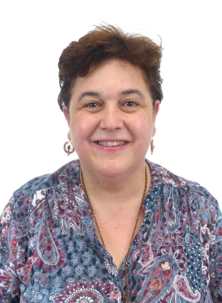 A farmacéutica e investigadora María Moure de Oteyza no Caurel