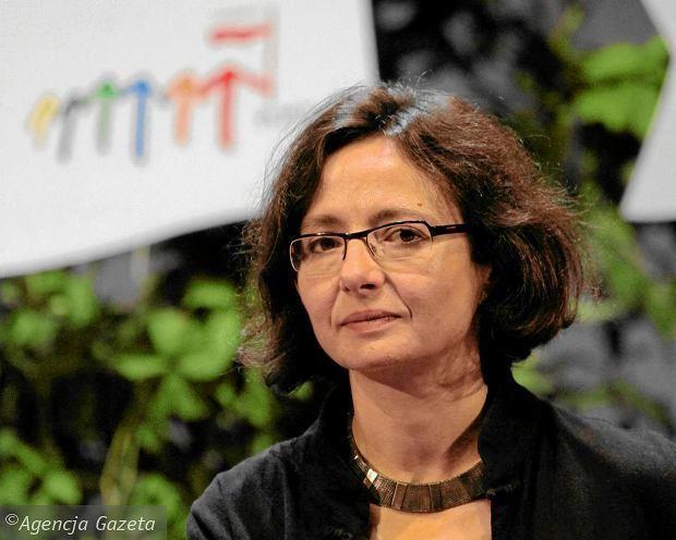 """Agnieszka Graff, autora de """"Madre feminista"""""""